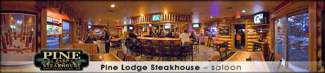 Pine Lodge Steakhouse Saloon